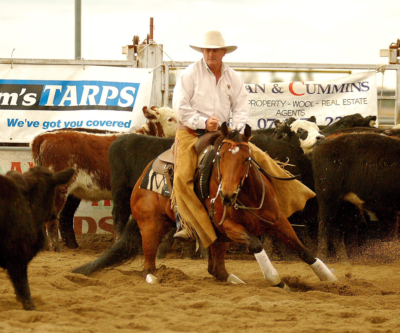 Ian Francis Horsemanship 10