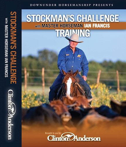 Stockman's Challenge Training DVD Set