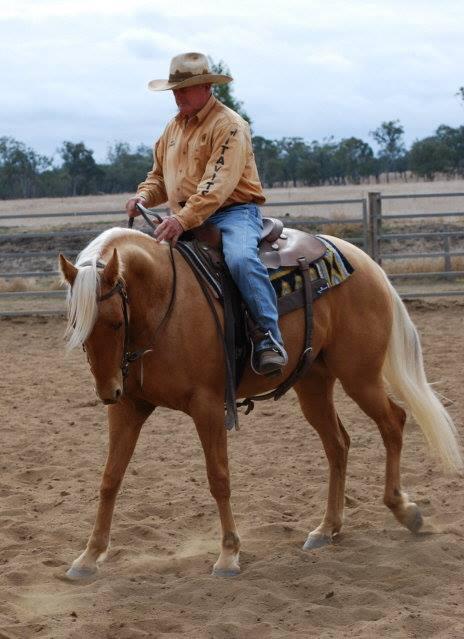 ian francis horsemanship - on bend 5