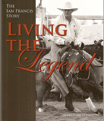 Book - Living the Legend