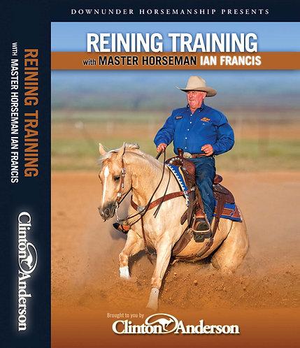 Reining Training DVD Set