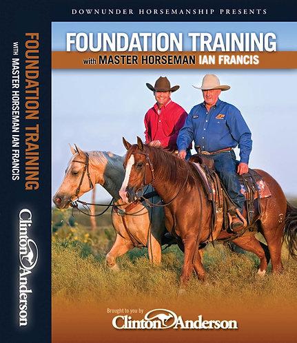 Horsemanship Training  Foundation Training DVD