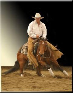 ian francis horsemanship - on bend 4