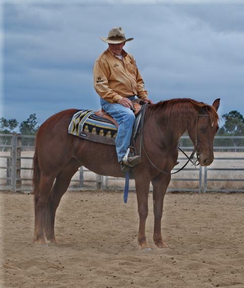ian francis horsemanship - on bend 3