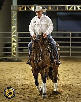 Ian Francis Horsemanship Ian Francis at Clinton Andersons Las Vegas Tour