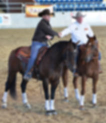 Two Aussie Legends, Clinton Anderson, Downunder Horsemanship, Queensland, QSEC