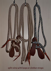 Rope Reins , Ian francis Horsemanship