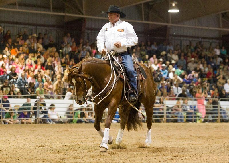 ian francis horsemanship - on bend 1