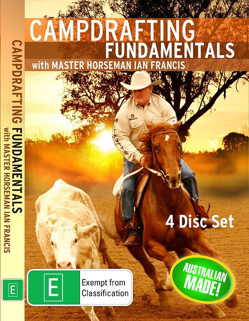 Campdrafting Fundamentals DVD Set