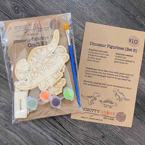 Dinosaur (B) Craft Kit