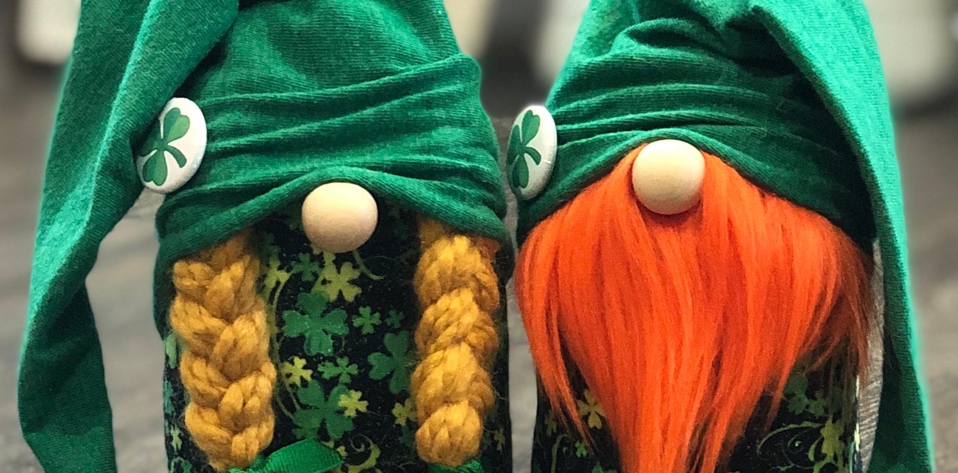 Shamrock Gnomes