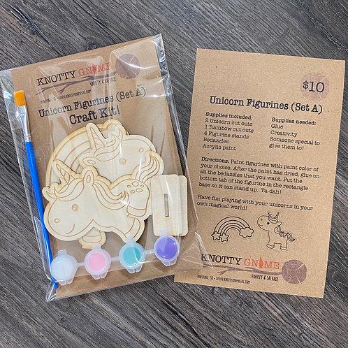 Unicorn (A) Craft Kit
