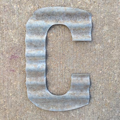 """Corrugated """"C"""""""