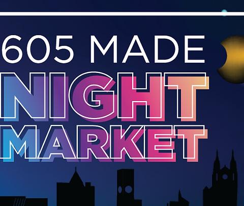2020 Night Market Set Up Fee