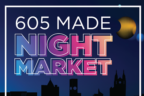 2021 Night Market Set Up Fee