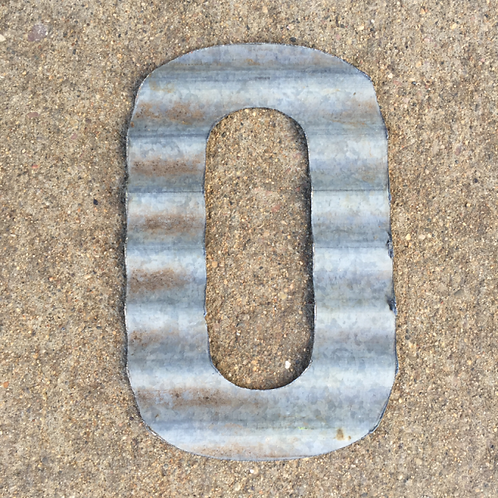 "Corrugated ""0"""
