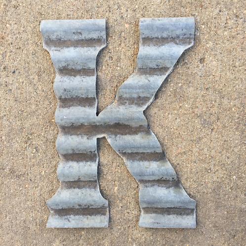"""Corrugated """"K"""""""
