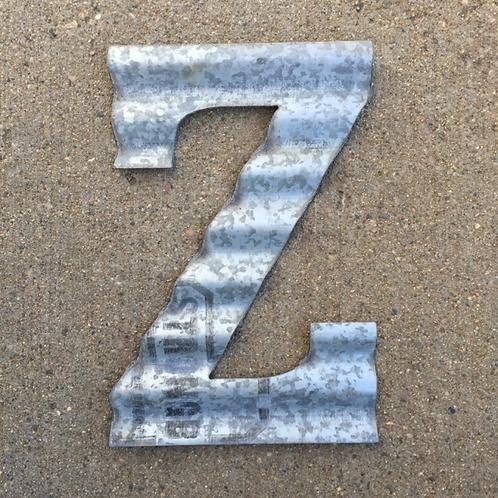 """Corrugated """"Z"""""""