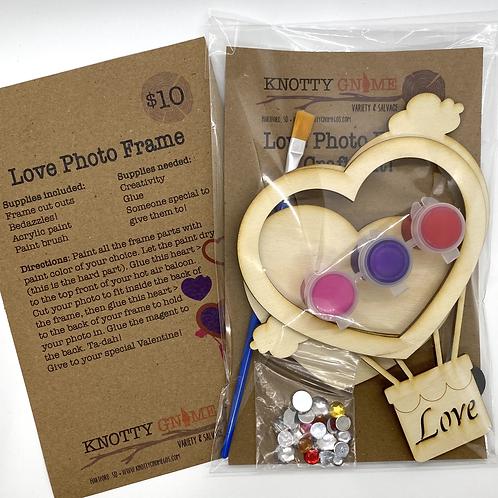 Love Frame Craft Kit