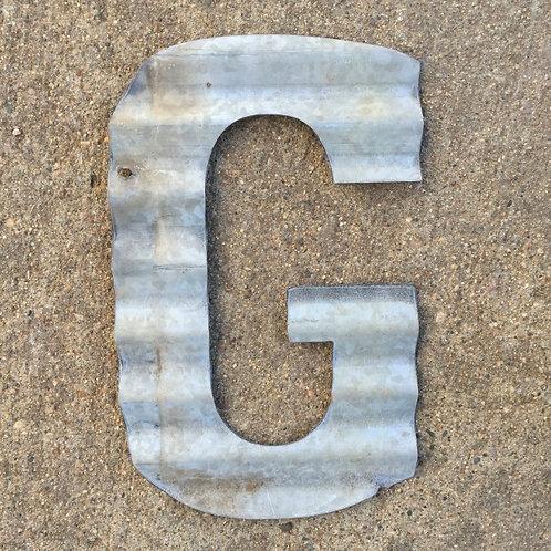 "Corrugated ""G"""