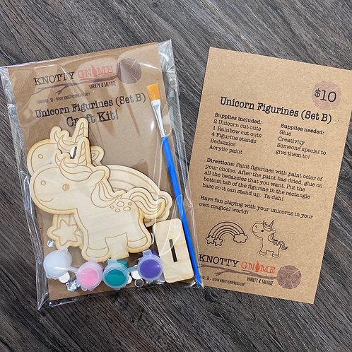 Unicorn (B) Craft Kit