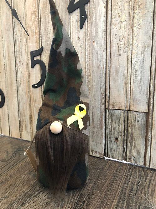 Camo Gnome #4