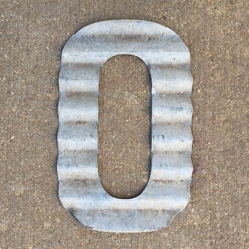 """Corrugated """"O"""""""