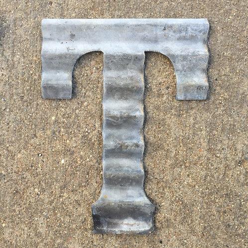 "Corrugated ""T"""
