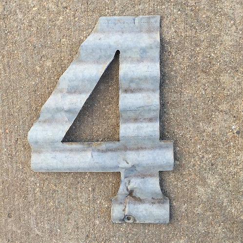 "Corrugated ""4"""