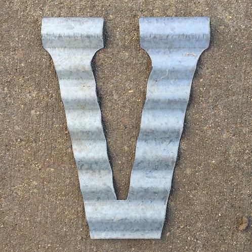 """Corrugated """"V"""""""