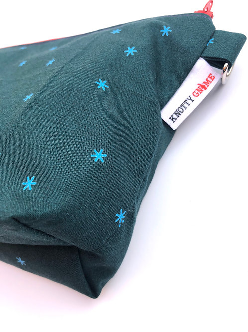 Green Star F* Makeup Bag