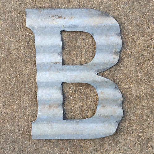 "Corrugated ""B"""