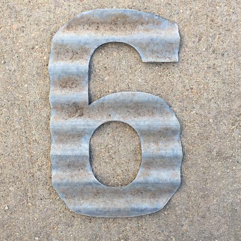 "Corrugated ""6"""
