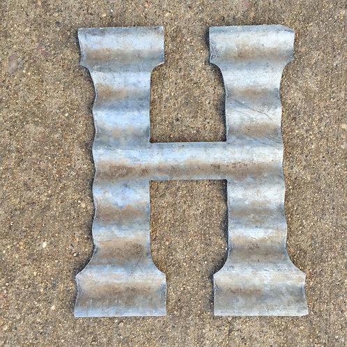 """Corrugated """"H"""""""