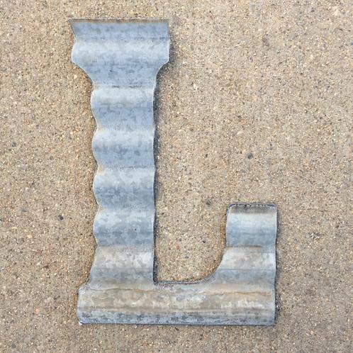 """Corrugated """"L"""""""