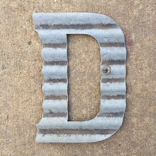 "Corrugated ""D"""