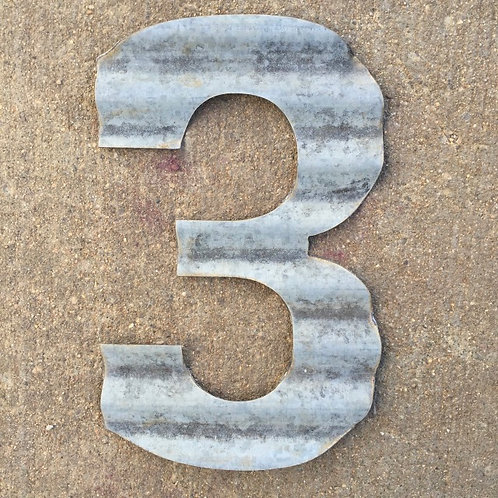 "Corrugated ""3"""