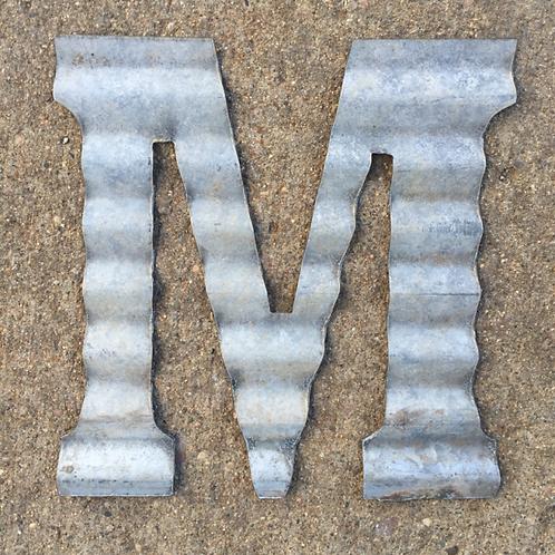 "Corrugated ""M"""
