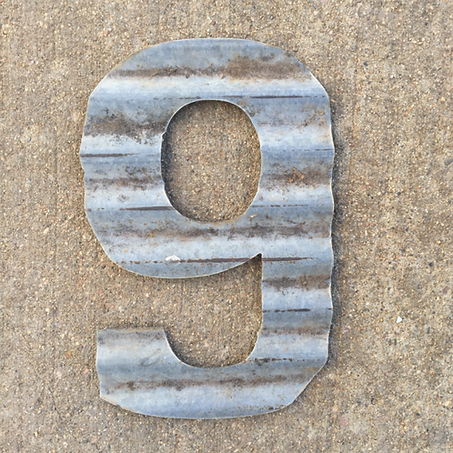 "Corrugated ""9"""