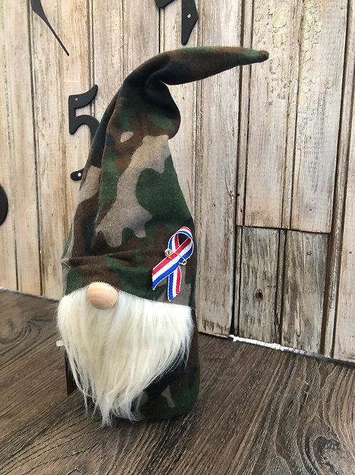 Camo Gnome #5