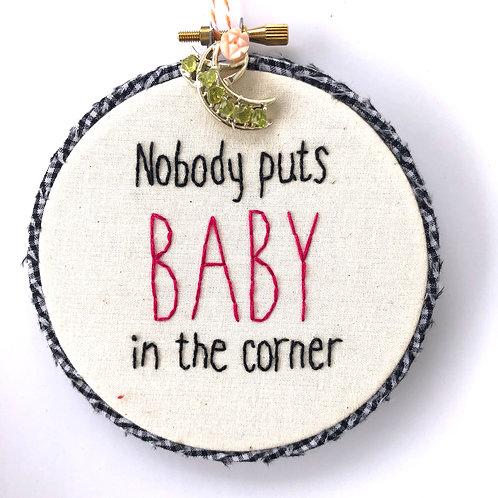 Baby Embroidery