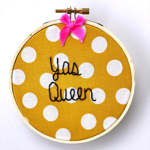 Yas Queen Embroidery(b)