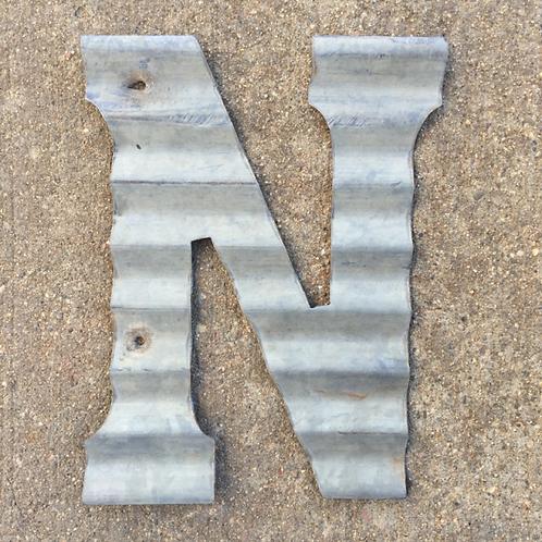 """Corrugated """"N"""""""