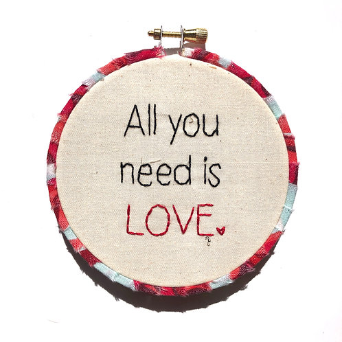 All You Need Embroidery