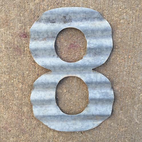 "Corrugated ""8"""