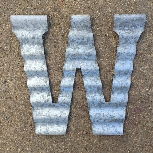"Corrugated ""W"""