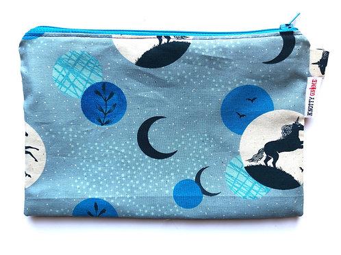 Baby Blue Unicorn F* Bag