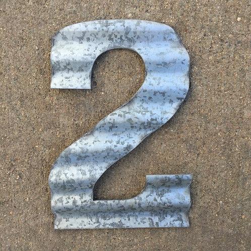 "Corrugated ""2"""