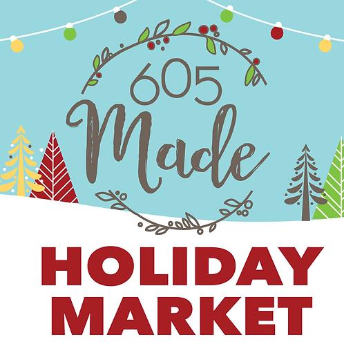 2021 Holiday Market Set Up Fee