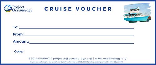 Cruise Voucher - Adult